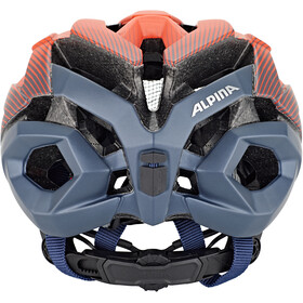 Alpina Valparola Helmet indigo-cherry-drop